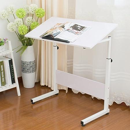 Mesa plegable ZZHF Escritorio portátil Simple Aterrizaje con mesas ...