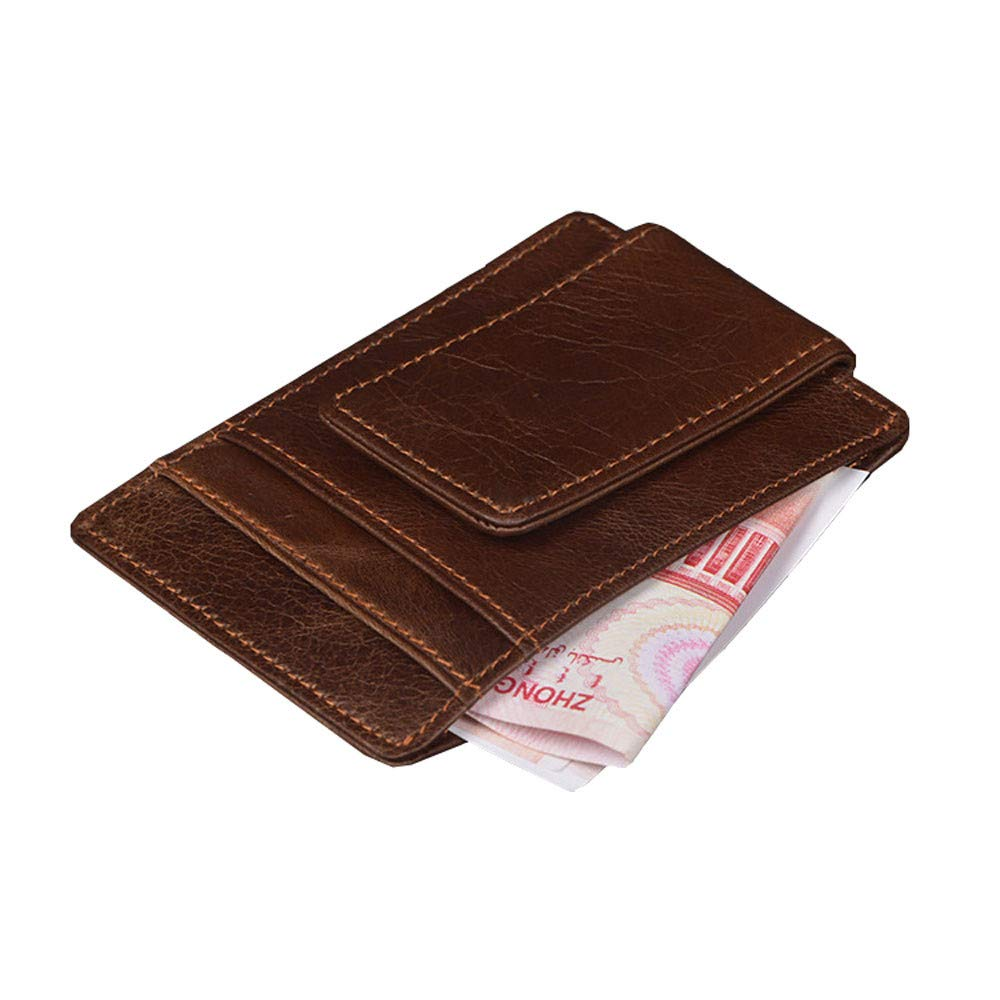 GzxtLTX Men Wallet PU Leather Credit Card Holder RFID Card Protector by GzxtLTX Bags (Image #2)