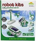 Little Treasures 6 IN 1 Educational Solar Robot Toy Kit