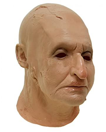 69a04c07b9a Horror-Shop Doktor Mabuse Schaumlatexmaske  Amazon.de  Spielzeug