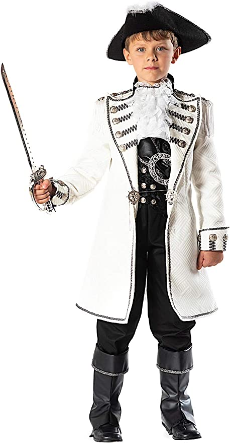 VENEZIANO Disfraz Pirata Prestige BEB Vestido Fiesta de Carnaval ...