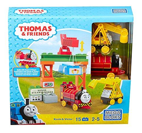 Mega Bloks Thomas & Friends Kevin & Victor Playset (Construction Site)