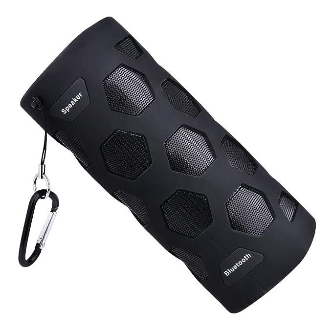 1 opinioni per Certificazione lobkin impermeabile Bluetooth Speaker- IP65- antipolvere &