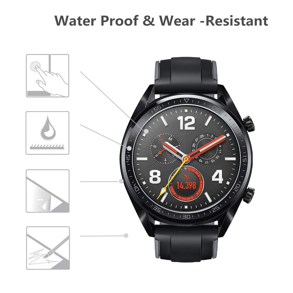 Amazon.com: [4-Pack] PULEN Screen Protector for Huawei Watch ...