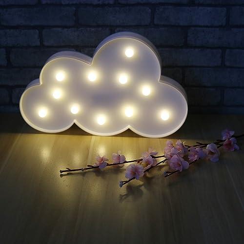 Light Up Cloud Cloud Light Decorative Light Night