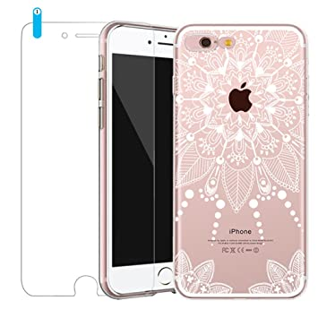 coque iphone 8 plus motif transparent