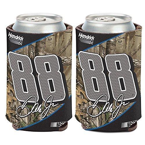 Wincraft NASCAR Dale Earnhardt Jr 77849015 Can Cooler, 12 oz Dale Earnhardt Jr Cooler