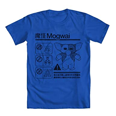 60d0e9e7 Amazon.com: GEEK TEEZ Mogwai Warning Youth Boys' T-Shirt: Clothing