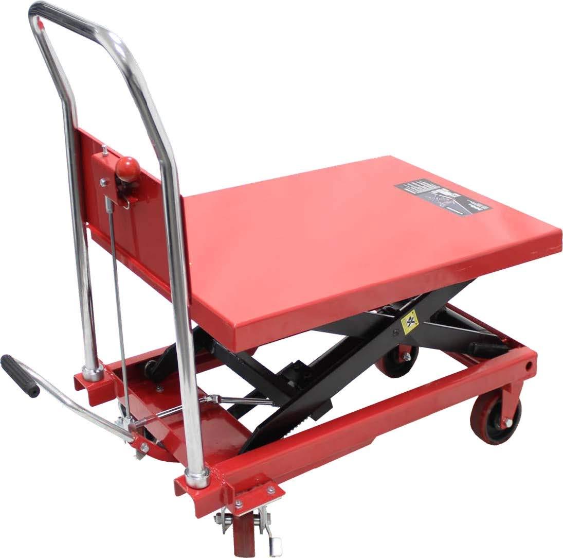 Mesa de Tijera Hidráulica 300 Kg - Hydraulic Table 300 Kg: Amazon ...