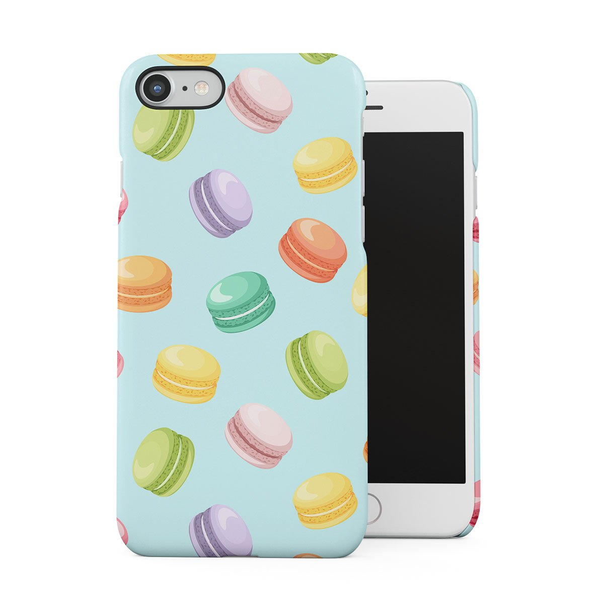 DODOX Rainbow Candy Sprinkles Pattern Case Compatible with Apple ...