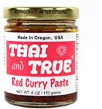 Thai and True Curry Paste - Red