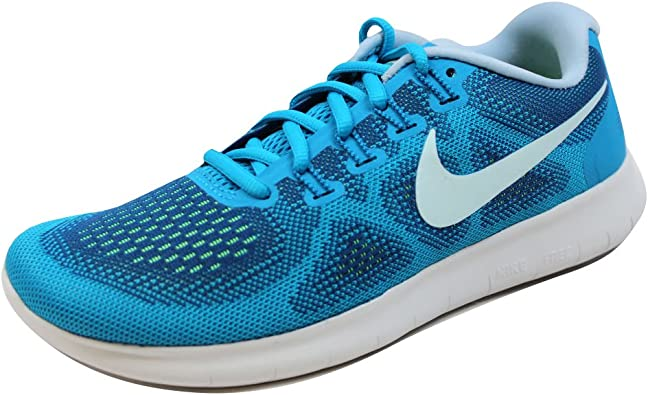 Nike Wmns Free Rn , Zapatillas Deportivas De Interior Mujer: NIKE: Amazon.es: Zapatos y complementos