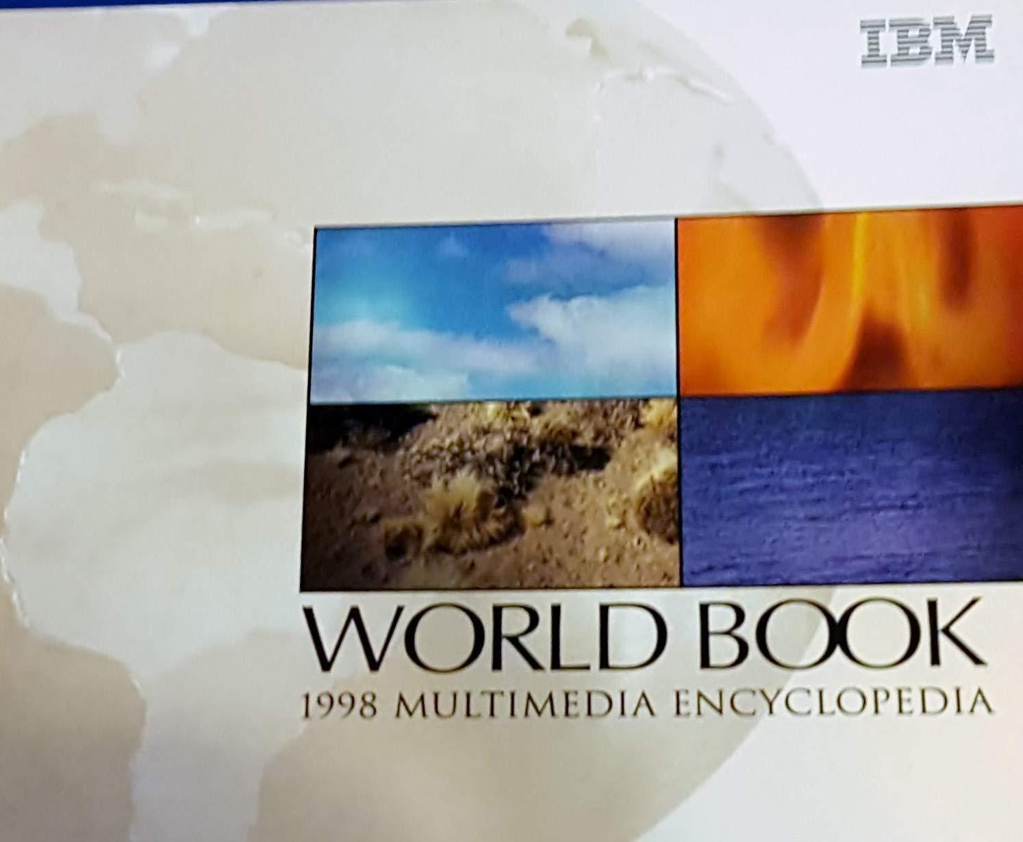 World Book Encyclopedia 1998
