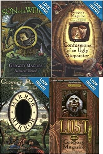Gregory maguire book set son of a witch confessions of an ugly gregory maguire book set son of a witch confessions of an ugly stepsister lost mirror mirror gregory maguire 0716214731691 amazon books fandeluxe Ebook collections