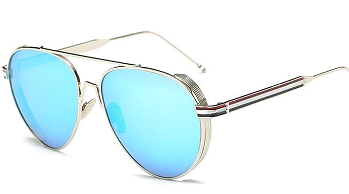 Sucatle Los nuevos, brillantes y reflectores, lentes de sol ...