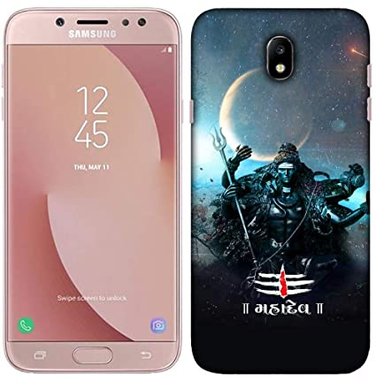 quality design 82bf3 2a345 Back Covers for Samsung j7 pro 3D Back Cover Design: Amazon.in ...