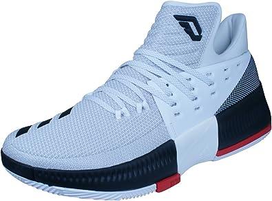 arbusto Procesando ancla  Amazon.com: adidas D Lillard Dame 3 Hombres Zapatillas De  Basquetbol/Zapatos: Shoes