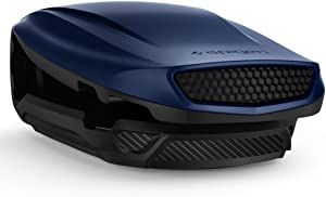Spigen Kuel S40-2 Turbulence Car Mount Universal Phone Mount Holder Compatible with Most Smartphones - Lunar Blue