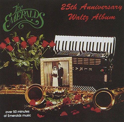 CD : Emeralds - The Emeralds 25th Anniversary Waltz Album (CD)