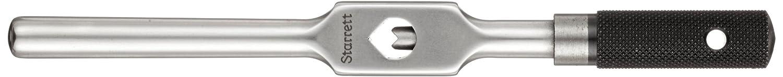 Starrett 91B Windeisen, 3/40,6 cm –  1/5,1 cm Tippen Grö ß e, 5/81,3 cm –  9/81,3 cm quadratisch Schaft Durchmesser, 22,9 cm Body Lä nge