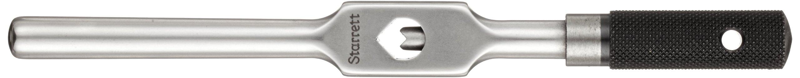 Starrett 91B Tap Wrench, 3/16'' - 1/2'' Tap Size, 5/32'' - 9/32'' Square Shank Diameter, 9'' Body Length by Starrett