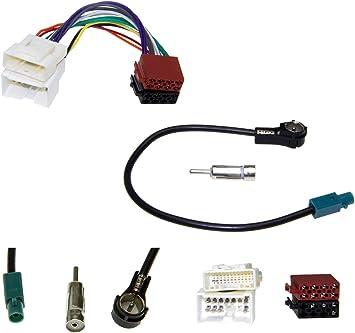 Radio Juego de Instalación de adaptador antena cable ...