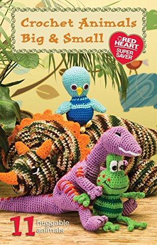 Amazon Coats Clark Books Crochet Animals Big Small Super Saver
