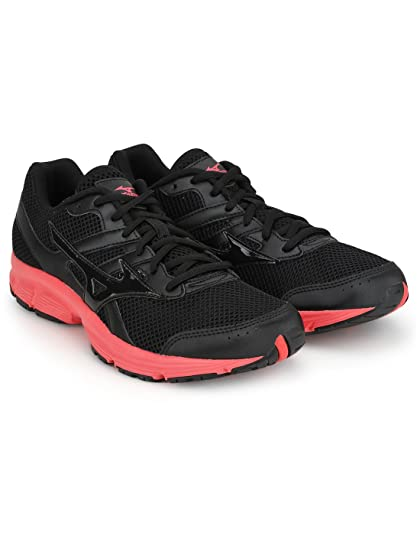 Mizuno Women's Spark WOS Running Shoes Black Size: 4