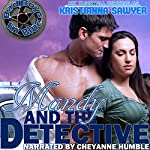 Mandy and the Detective: Bad Boys in Blue | Kristianna Sawyer,Kit Tunstall