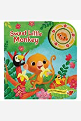 Sweet Little Monkey: Children's Sound Book (1 Button Sound) (Early Bird Sound Books) Board book
