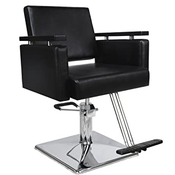 MARSHAL European Salon Beauty Multi-Purpose Reclining Styling Chair MP-91R-BLK  sc 1 st  Amazon.com & Amazon.com: MARSHAL European Salon Beauty Multi-Purpose Reclining ...
