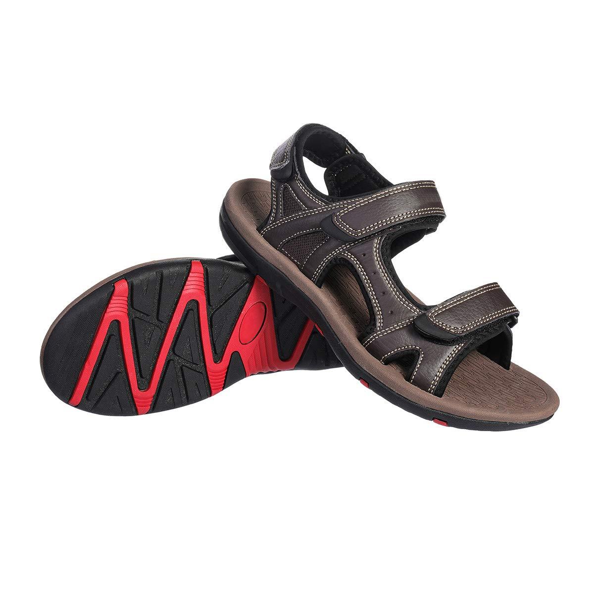 Cuir Sports De Marche Chaussures Synthétique À Sandales Été D'été En jqALc35R4