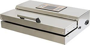 Private Reserve Commercial Produce and Food Vacuum Sealer W/ 10 Free Bags