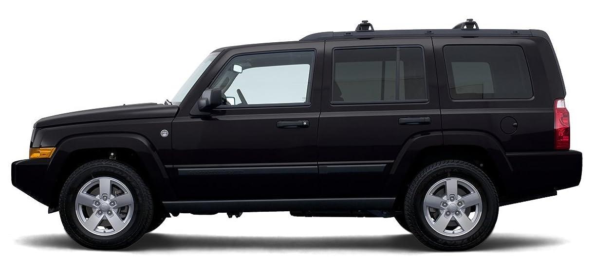 2006 jeep commander reviews images and specs. Black Bedroom Furniture Sets. Home Design Ideas