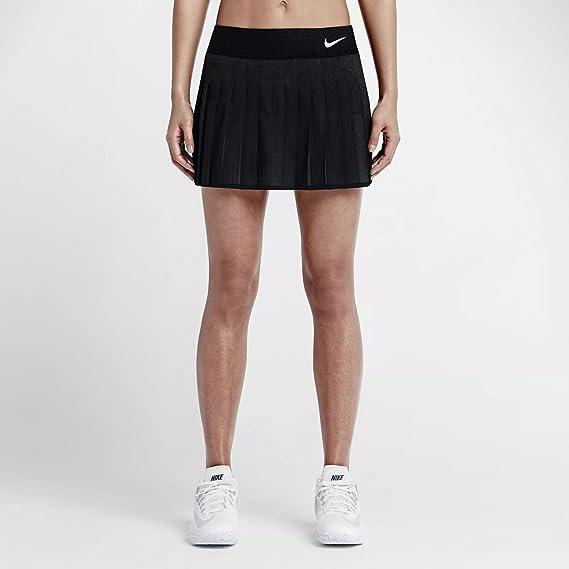 Nike W Nkct Vctry Skirt Falda de Tenis, Mujer: Amazon.es: Ropa y ...