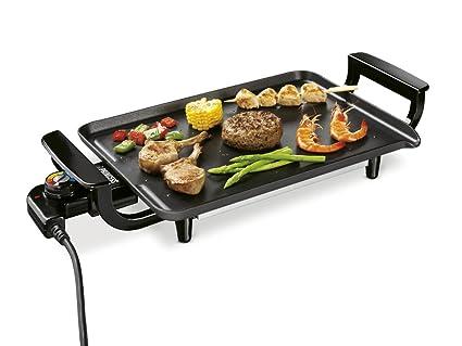 Plancha para barbacoa de cocina multifunción, indicada para carne, pescado, verduras y frutas