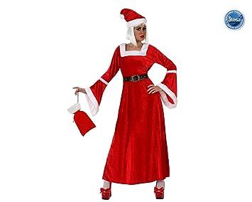 Atosa - B/percha disfraz mamá noel t-2: Amazon.es: Juguetes y juegos