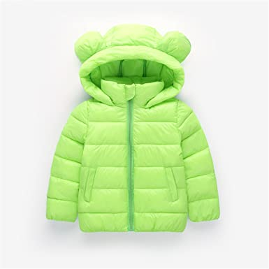 20828118eb2a Amazon.com  NV-Fashion Girls Winter Jackets Boys Cartoon Style Girl ...