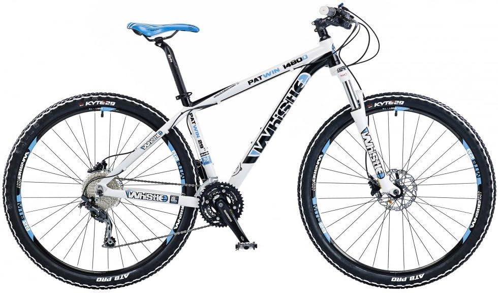 Whistle 1480D - Bicicleta de montaña (29 pulgadas, 30 marchas ...