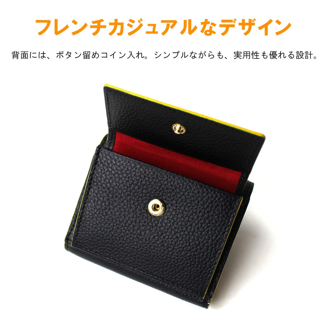 CASTELBAJAC Opera Tri-fold wallet 031603