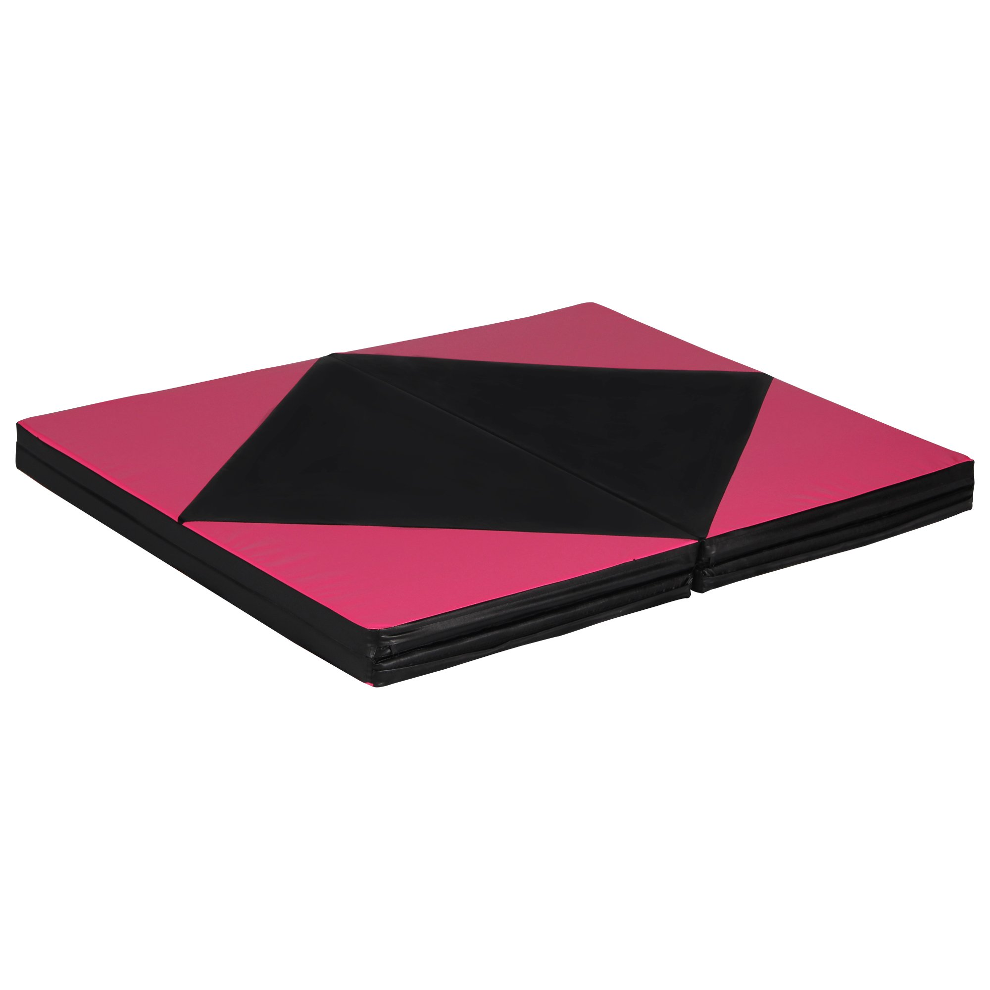 Sportmad 4'x10'x2 Thick Folding Panel Gymnastics Tumbling Mat for Home Gym Fitness Exercise by Sportmad (Image #9)