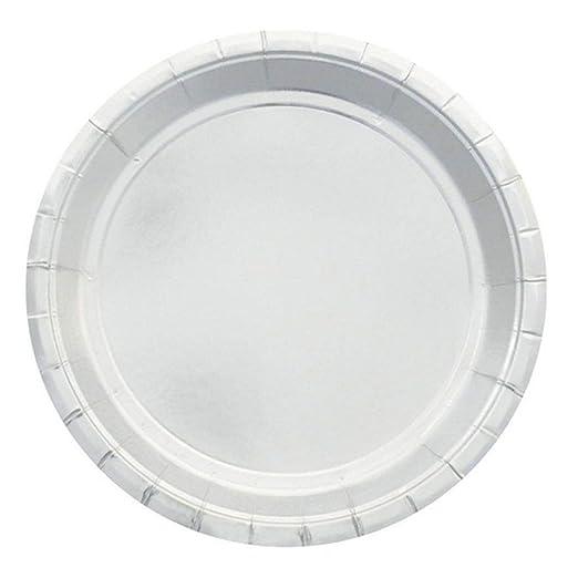 57 unidades de platos de papel desechables para fiesta de ...