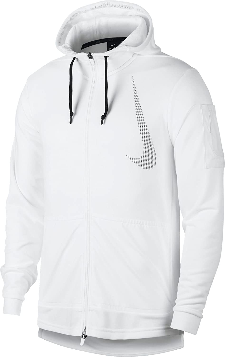 ca50f0d2 Amazon.com: Nike Men's Project X Dry HD Full Zip Hoodie: Clothing