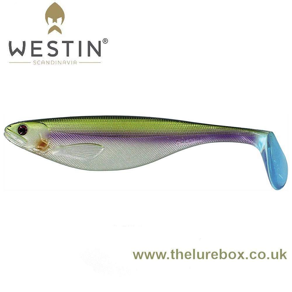 Ca/ña de Pescar Westin Shad Teez 19 cm