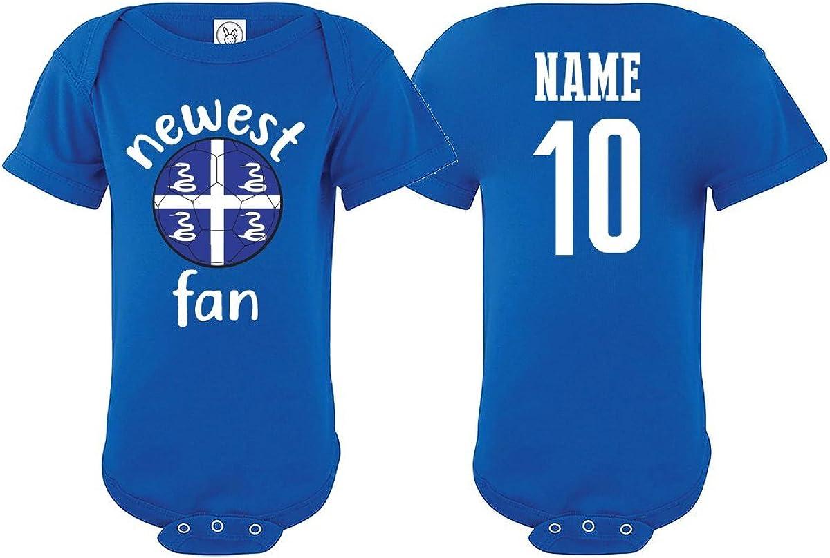 nobrand Martinique Bodysuit Newest Fan National Team Soccer Baby Girls Boys Customized