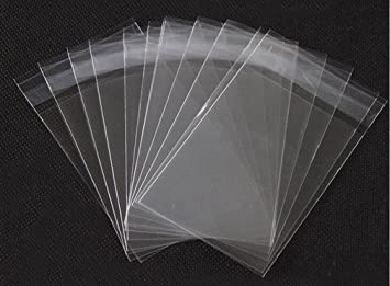 Amazon 5x7 inches clear cello cellophane bags with self seal 5x7 inches clear cello cellophane bags with self seal lip for greeting cards photographs calendars m4hsunfo