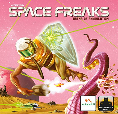 Stronghold Games Space Freaks