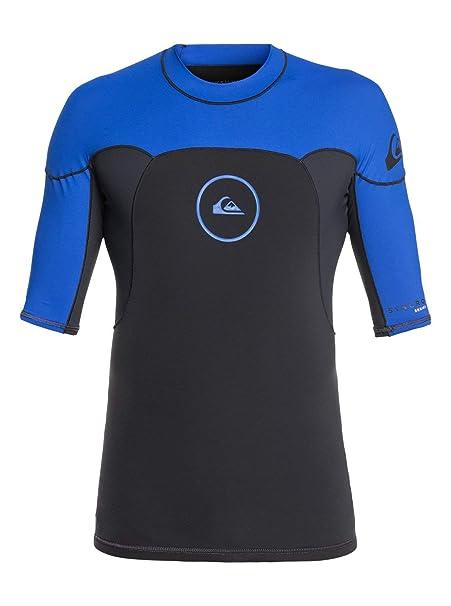 Quiksilver 1m Synchro Top Neos S/SL Jacket, Hombre