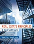 Real Estate Principles: A Value Appro...