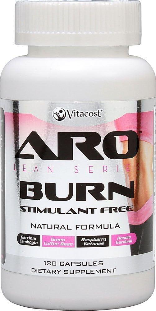 ARO-Vitacost Lean Series Burn – Stimulant Free — 120 Capsules